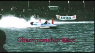 Jan Koch Powerboat World Championship Amsterdam