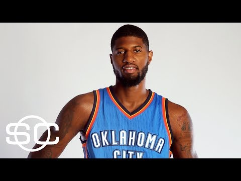 Paul George Says Oklahoma City 'Has A Chance To Be Home'   SportsCenter   ESPN