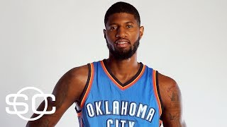 Paul George Says Oklahoma City