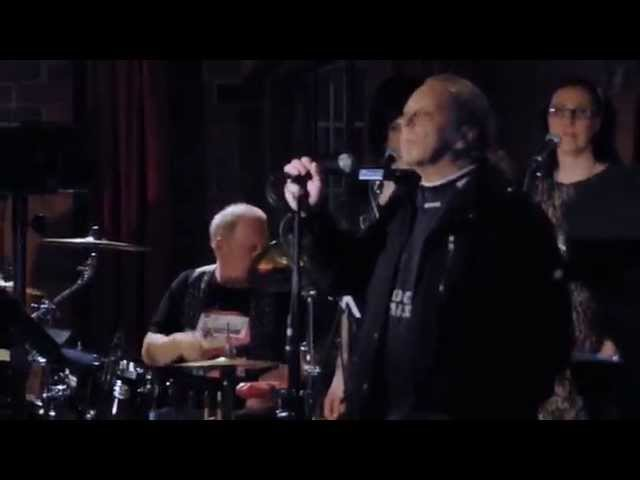 Tani Tamminen Big Band & Ila Loueranta - The Letter (Telakka 1.5.2015)