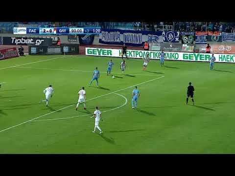 ΠΑΣ Γιάννινα - Ολυμπιακός: 3-0