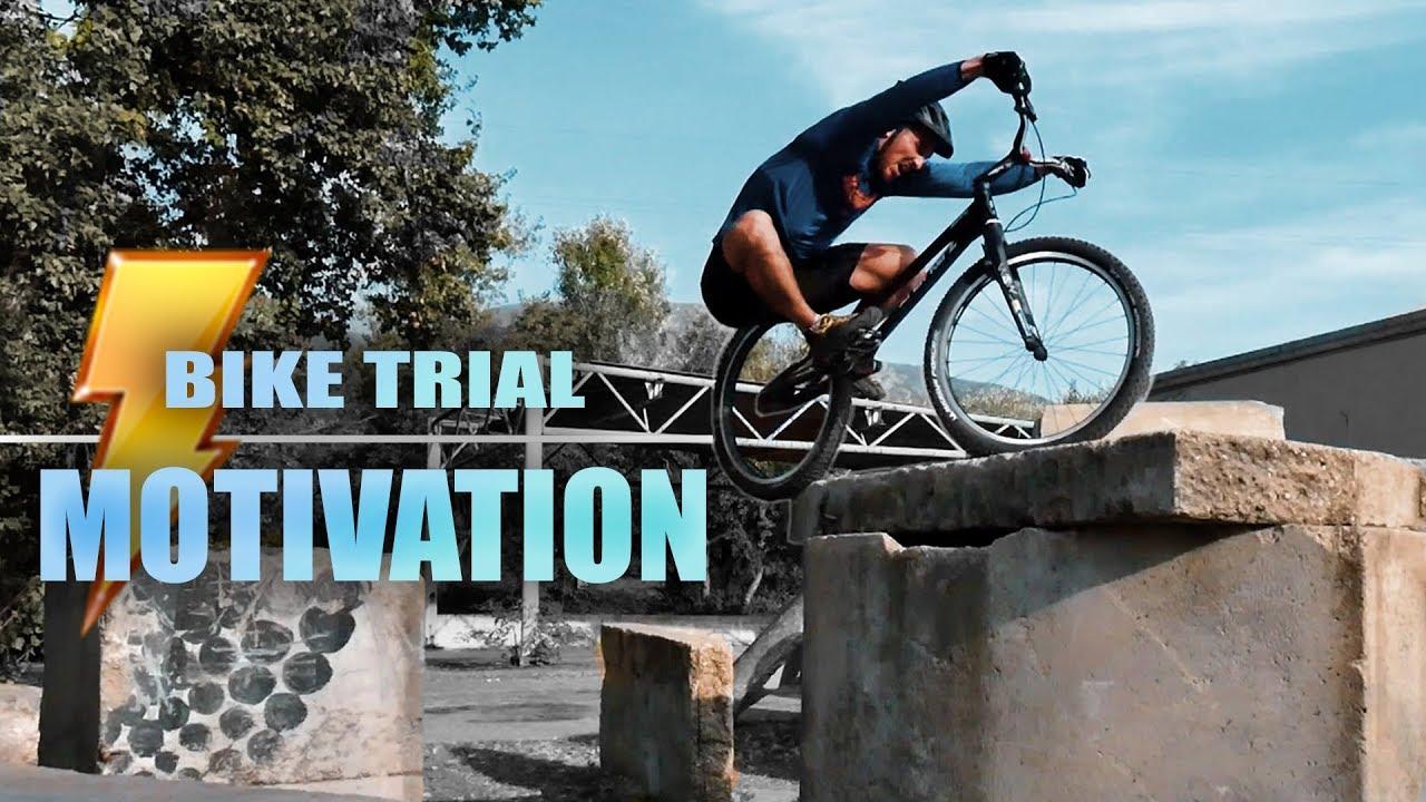 Bike Trial Motivation Aurelien Fontenoy Youtube