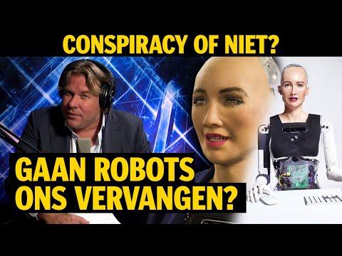 GAAN ROBOTS ONS VERVANGEN? - DE JENSEN SHOW #54