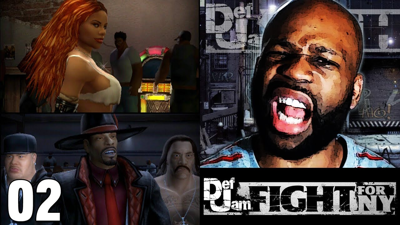 def jam  fight for ny gameplay walkthrough part 2