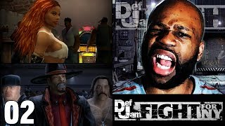 Def Jam: Fight for NY Gameplay Walkthrough Part 2 - (Let's Play - Walkthrough)