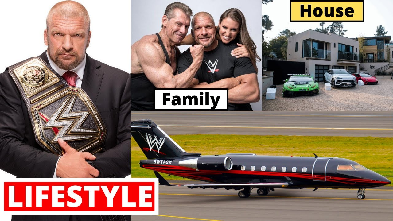Triple H Lifestyle 2020, Income, House, Daughter, Cars, Family, Wife, Biography, Son & Net Worth