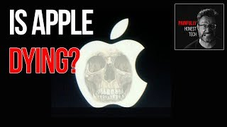 IS APPLE DYING?///Stock Drops, iPhone 8 Cuts, iPhone X Shortages & More