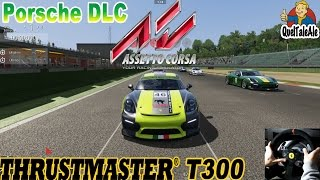 Assetto Corsa - Gameplay ITA - T300 - [Porsche Pack1] Cayman GT4 Clubsport