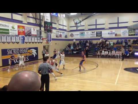 Jordan Tomkinson #35 Vs Red Lake County 2 Highlights