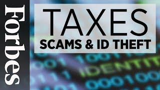 Your Taxes: Scams, ID Theft & How To Protect Yourself