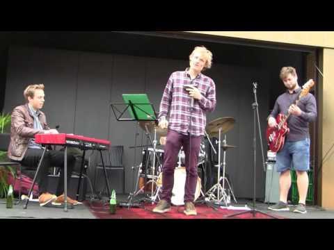 Kasper Lang Quartet, At Ofelia Square, Copenhagen 2/