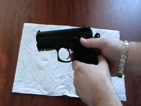 7ff636436 CZ 75D Compact CO2 cal. 4,5mm - YouTube