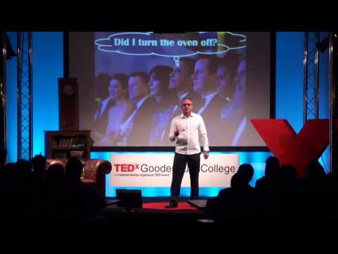 Attention - Paul Dolan at TEDxGoodenoughCollege 2013