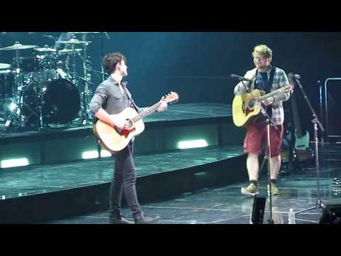 Shawn Mendes -Mercy (Ed Sheeran Comes Out)...
