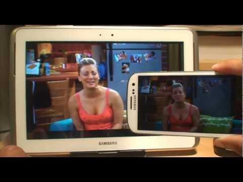 How to Watch TV on Samsung Note 10.1 GT-N8000, GT-N8013