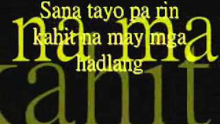 HadLang by RYDEEN with lyrics