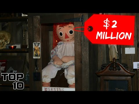 Top 10 Most Expensive Haunted Items