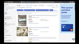 How to buy, bid, and win on ebay. screenshot 1