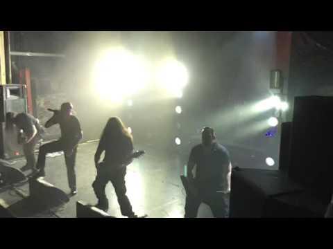 Meshuggah - Live - Philadelphia - 11/4/16 - Trocadero Part:1
