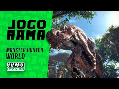 Jogorama - Monster Hunter World