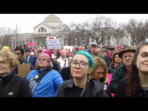 Rep. Don Beyer Addresses Virginians at Women's March (1/21/17)