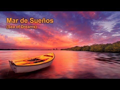 Romantic Spanish Guitar music - Sea of Dreams (Mar de Sueños) by Mark Barnwell