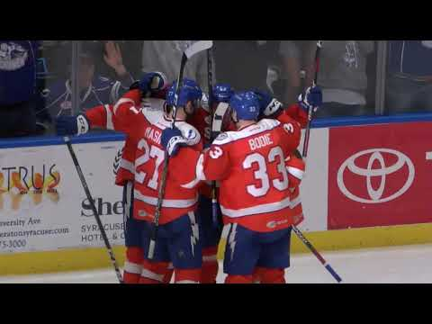 Mitchell Stephens' slump-busting score carries Syracuse Crunch past Utica
