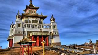 видео Буддийский храм