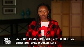 This Kenyan storyteller's proudly frivolous films have a deeper mission thumbnail