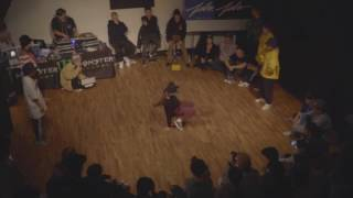 BREAKBREATH VOL.2 BGIRL BATTLE | TOP 8  BRAVE BLOW & JUYEON vs HYUN JIN & JIHYUN