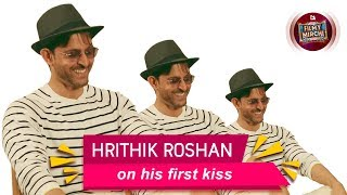 Hrithik Roshan on his first kiss | Rapid Fire | Mrunal Thakur | Super 30 | Mirchi Prerna