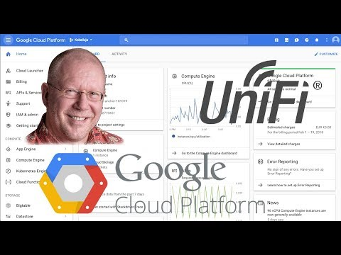 Install UniFi controller on Google Cloud in 15 minutes!