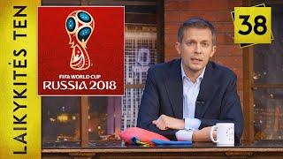 Rusiškas futbolo čempionatas ir lietuviškos atostogos || Laikykitės ten su Andriumi Tapinu || S02E38