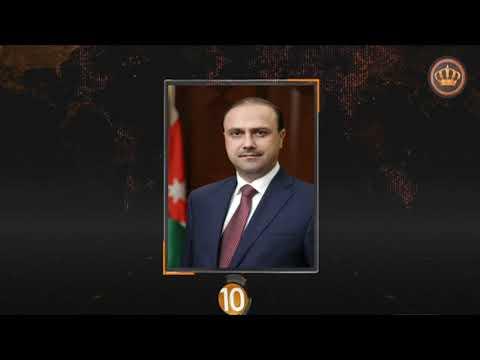 English News at Ten on Jordan Television 14-05-2018