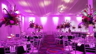 Montreal's Royal Wedding Reception Highlight  - 1000 People wedding Reception - Palace Laval