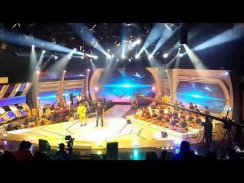 HATI BERKENE- man khan feat megat nordin masuk tv