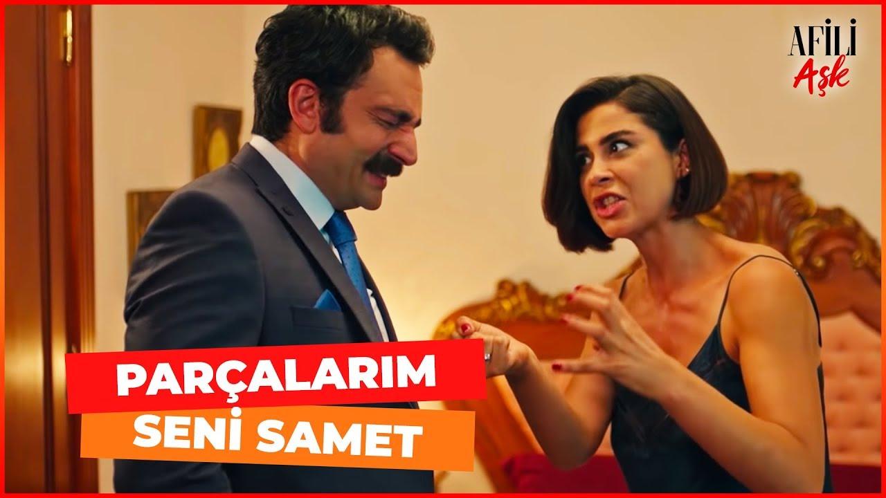 Volkan'dan Taktik Alan Samet, Hülya'ya SERT Yapıyor! - Afili Aşk 7. Bölüm