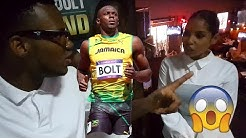 Confronting Usain Bolt and His Girlfriend, Kasi Bennett #DoRoadWidDutty