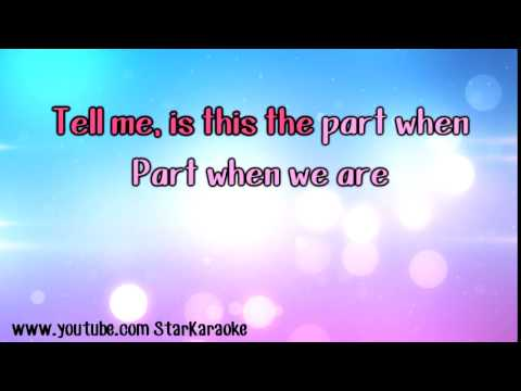"Tove Lo - ""Over"" [Karaoke/Instrumental]"