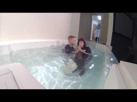 October 1st Baptism