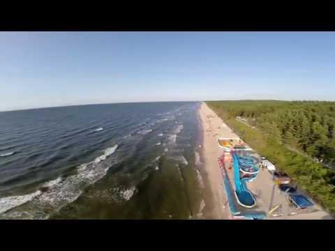 Morze Bałtyckie -Stegna- Lato 2015