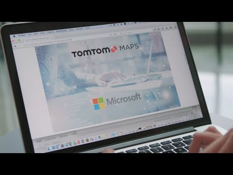 TomTom Powers Microsoft Azure's Location-Based Services