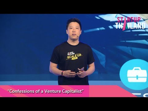 "Keynote speech ""Confessions of a Venture Capitalist"""