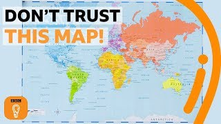 Why (almost) all world maps are wrong | You're Doing it Wrong! Episode 6 | BBC Ideas