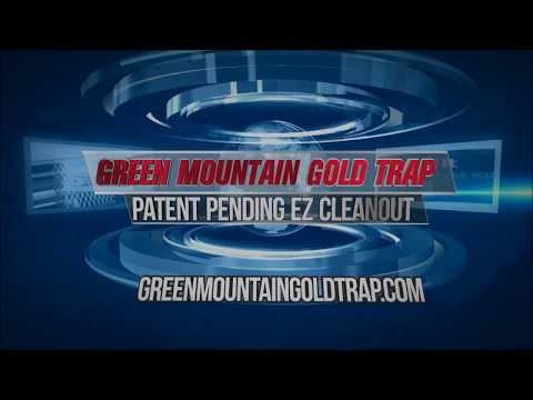 Green Mountain Gold Traps In Action Jan 21st 2018