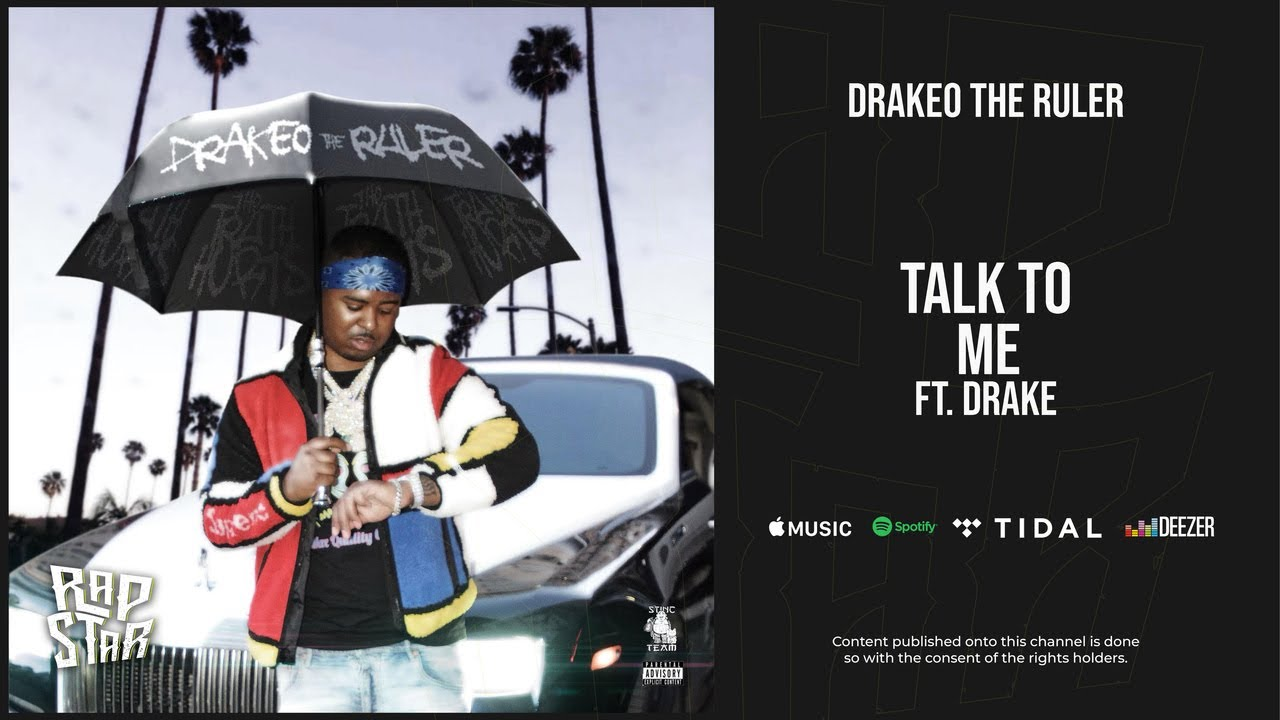 Drakeo the Ruler -  ''Talk to Me'' Ft. Drake (The Truth Hurts)
