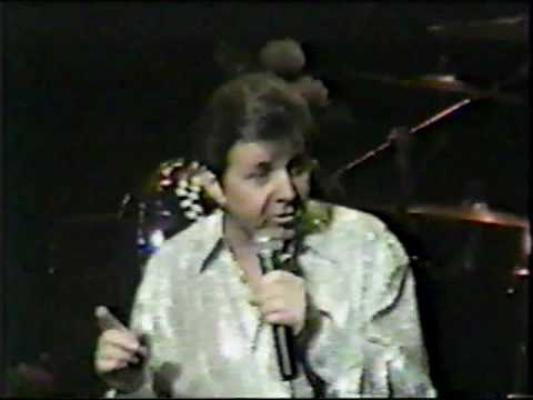BOBBY SHERMAN IN CONCERT 1999