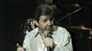 BOBBY SHERMAN IN CONCERT 1999
