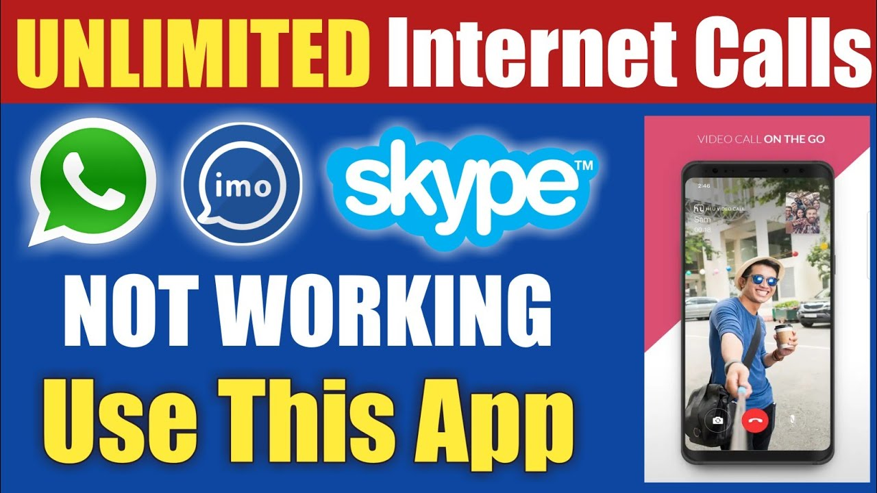 [DUBAI] Free Unlimited Internet Calls In UAE | Use This App to Call  Anywhere