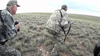 Jack Huntley, Antelope Hunt